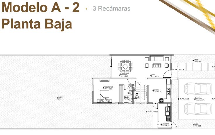 Foto de casa en venta en  , cholul, mérida, yucatán, 2631052 No. 04