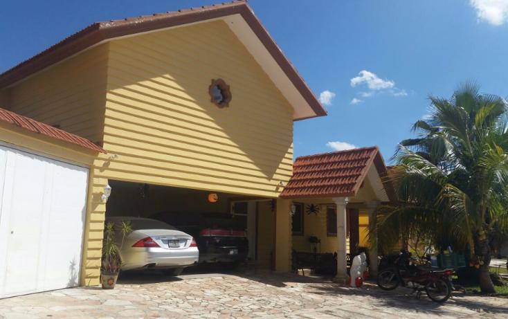 Foto de casa en venta en  , cholul, mérida, yucatán, 2634648 No. 01