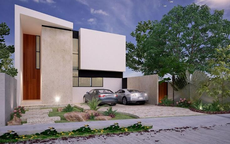 Foto de casa en venta en  , cholul, mérida, yucatán, 2634893 No. 01