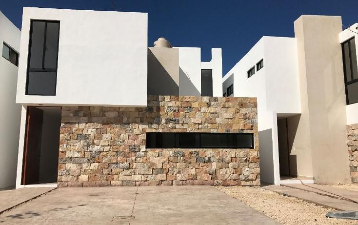 Foto de casa en venta en  , cholul, mérida, yucatán, 2639444 No. 01