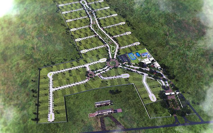 Foto de terreno habitacional en venta en  , cholul, mérida, yucatán, 2640448 No. 14