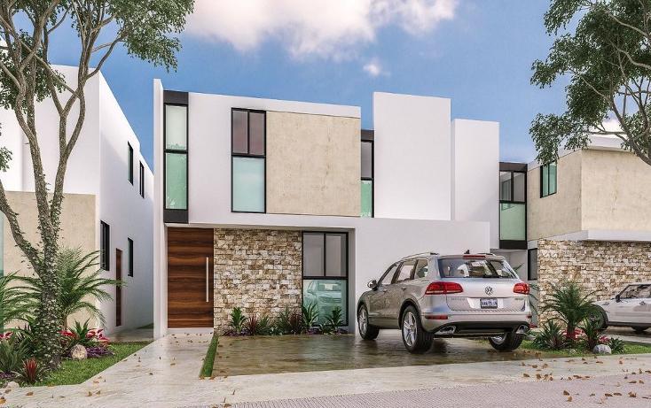Foto de casa en venta en  , cholul, mérida, yucatán, 2642058 No. 01