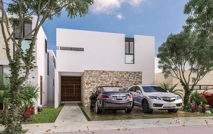 Foto de casa en venta en  , cholul, mérida, yucatán, 2643747 No. 01