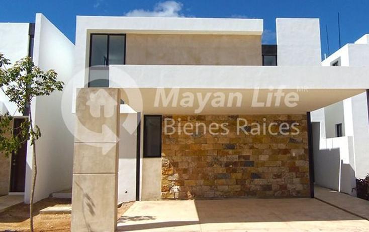 Foto de casa en venta en  , cholul, mérida, yucatán, 2644357 No. 02