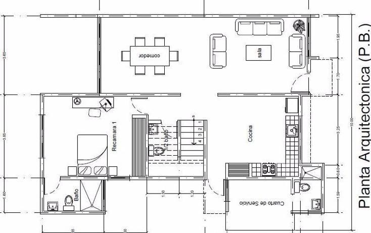 Foto de casa en venta en  , cholul, mérida, yucatán, 4237119 No. 02