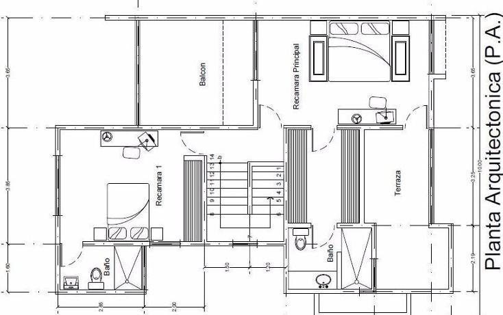 Foto de casa en venta en  , cholul, mérida, yucatán, 4237119 No. 03