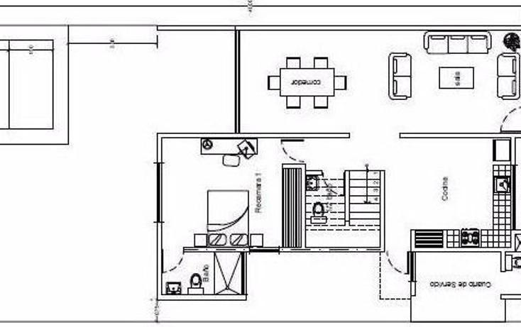 Foto de casa en venta en  , cholul, mérida, yucatán, 4237119 No. 04