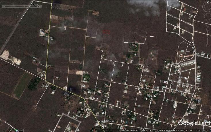 Foto de terreno habitacional en venta en  , cholul, mérida, yucatán, 4465945 No. 02