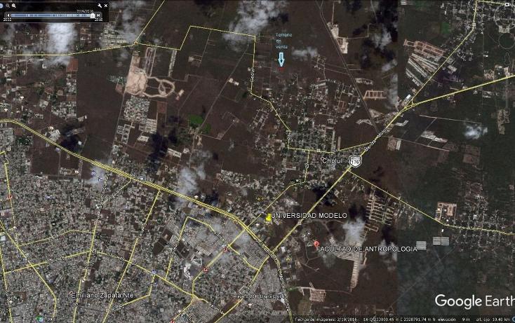 Foto de terreno habitacional en venta en  , cholul, mérida, yucatán, 4465945 No. 04