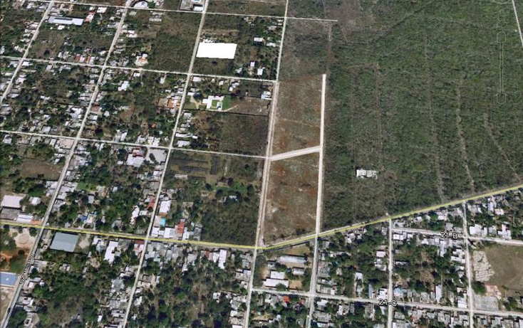 Foto de terreno habitacional en venta en  , cholul, m?rida, yucat?n, 448169 No. 01