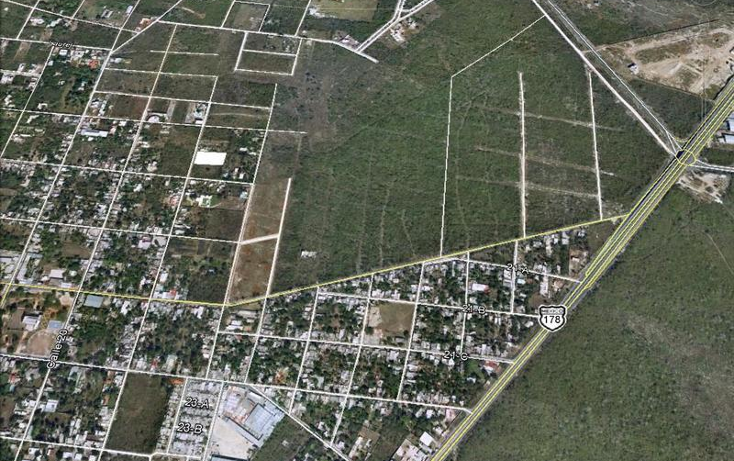 Foto de terreno habitacional en venta en  , cholul, m?rida, yucat?n, 448169 No. 02