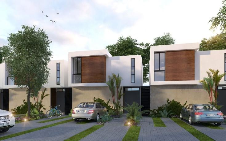 Foto de casa en venta en  , cholul, mérida, yucatán, 4518705 No. 01