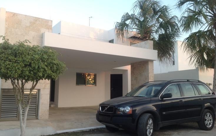 Foto de casa en venta en  , cholul, mérida, yucatán, 456369 No. 01