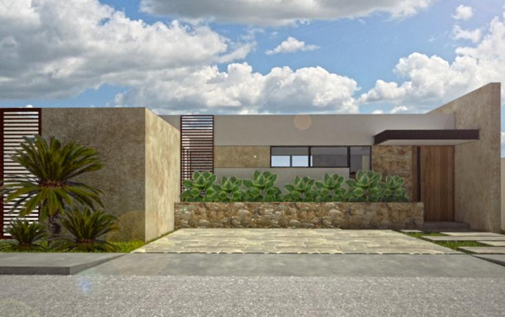 Foto de casa en venta en  , cholul, m?rida, yucat?n, 572281 No. 01