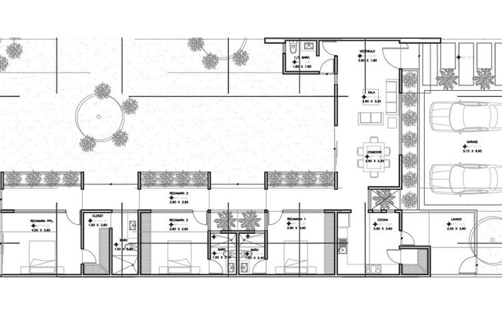 Foto de casa en venta en  , cholul, m?rida, yucat?n, 572281 No. 11