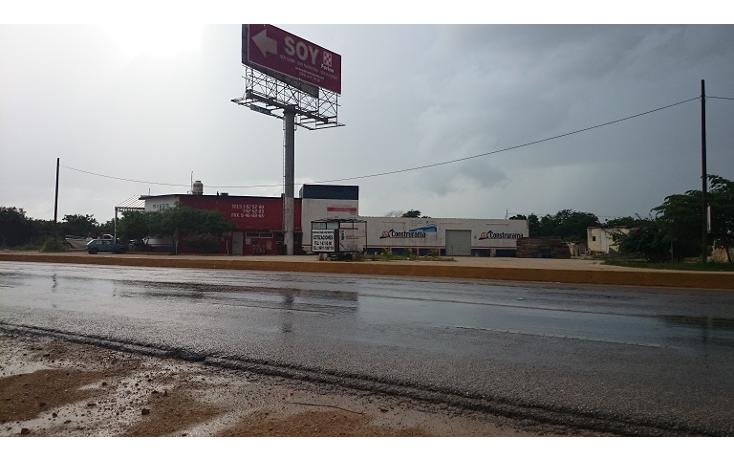 Foto de terreno habitacional en venta en  , cholul, mérida, yucatán, 630660 No. 04