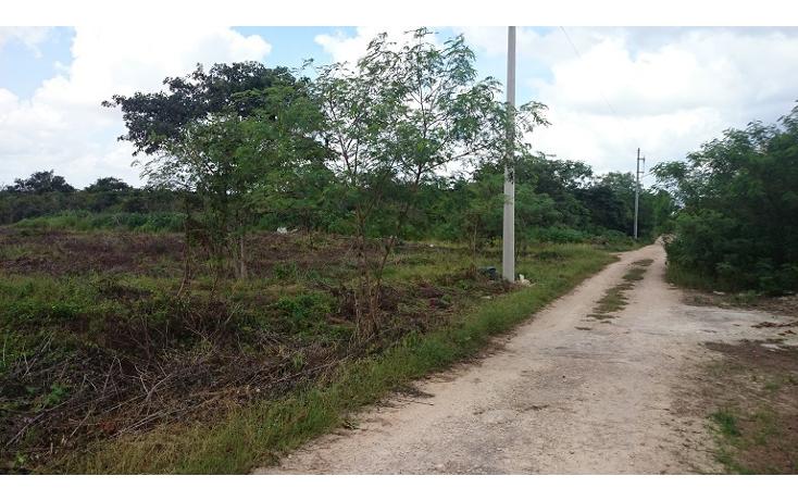 Foto de terreno habitacional en venta en  , cholul, mérida, yucatán, 630660 No. 05