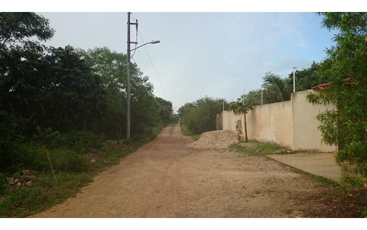 Foto de terreno habitacional en venta en  , cholul, mérida, yucatán, 630660 No. 08
