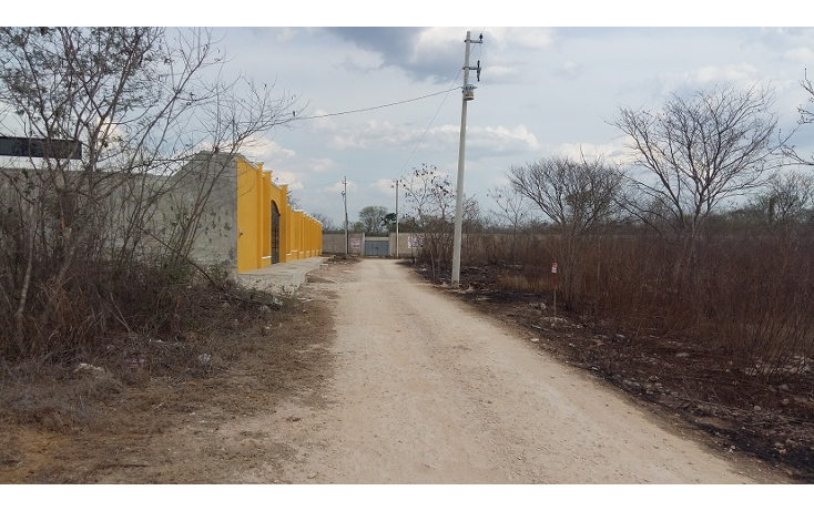 Foto de terreno habitacional en venta en  , cholul, mérida, yucatán, 630660 No. 09