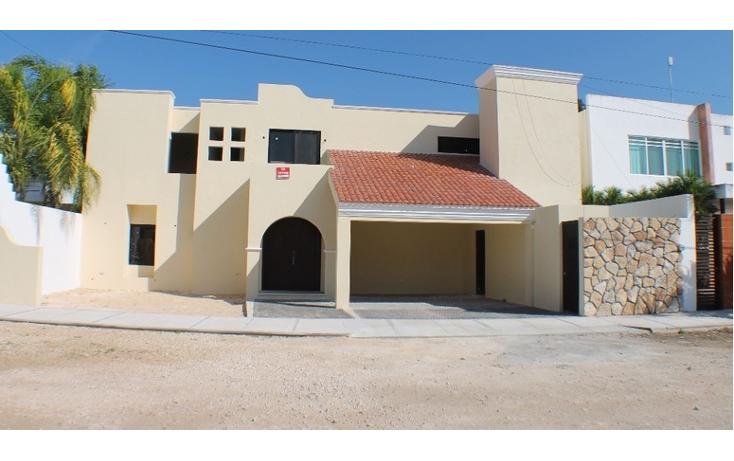 Foto de casa en venta en  , cholul, m?rida, yucat?n, 795669 No. 01