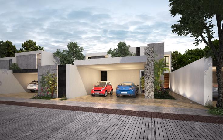 Foto de casa en venta en  , cholul, m?rida, yucat?n, 939677 No. 01