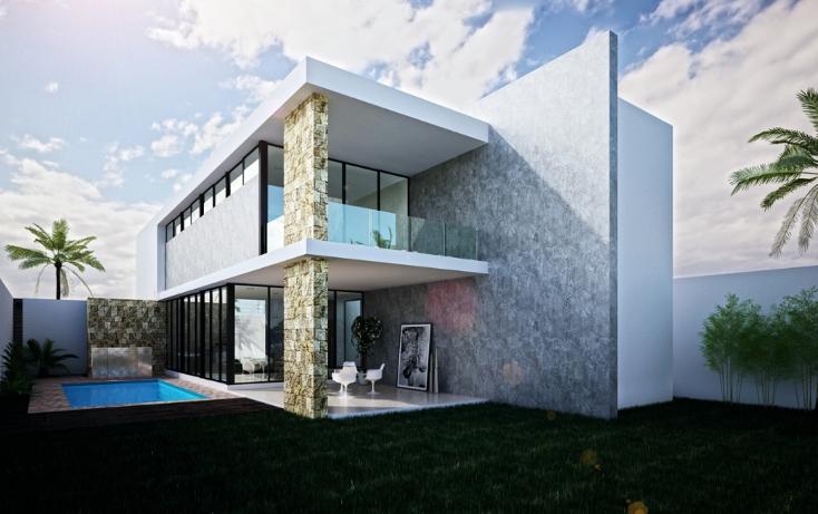 Foto de casa en venta en  , cholul, mérida, yucatán, 941881 No. 02