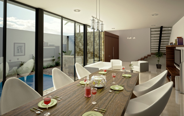 Foto de casa en venta en  , cholul, mérida, yucatán, 941881 No. 07