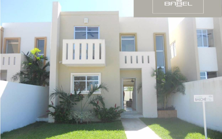 Foto de casa en venta en  , cholul, mérida, yucatán, 941929 No. 01