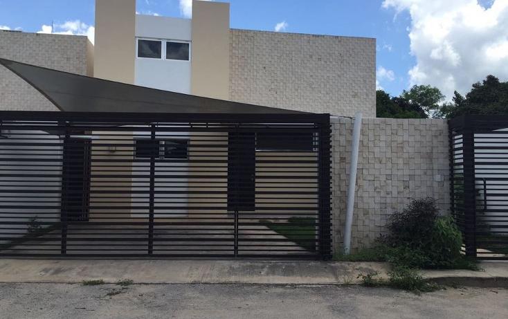 Foto de casa en venta en  , cholul, mérida, yucatán, 943131 No. 01