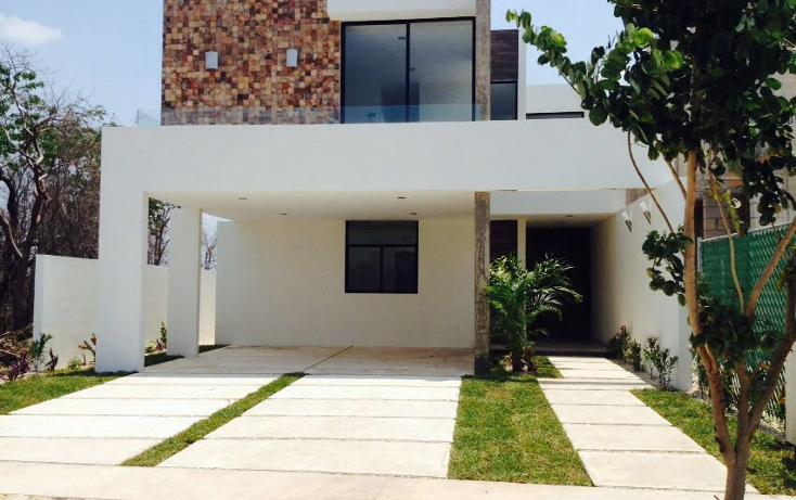 Foto de casa en venta en  , cholul, m?rida, yucat?n, 943765 No. 01