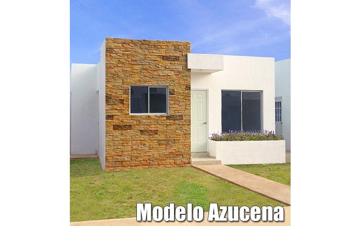 Foto de casa en venta en  , cholul, m?rida, yucat?n, 944021 No. 01