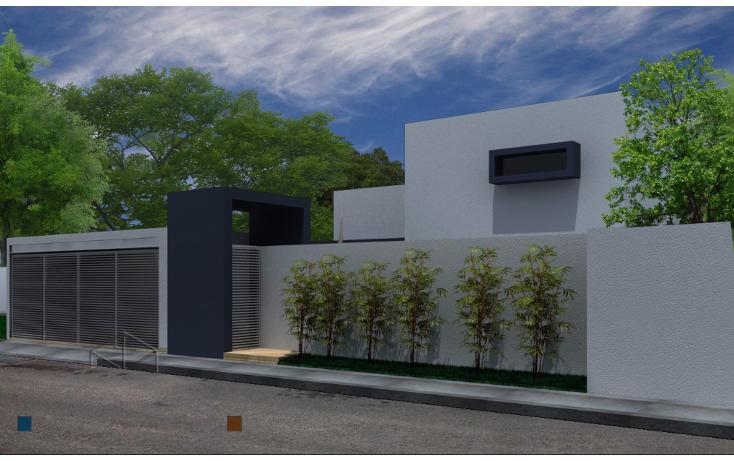 Foto de casa en venta en  , cholul, mérida, yucatán, 945085 No. 01