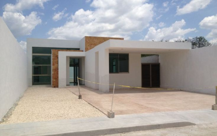 Foto de casa en venta en, cholul, mérida, yucatán, 948199 no 01