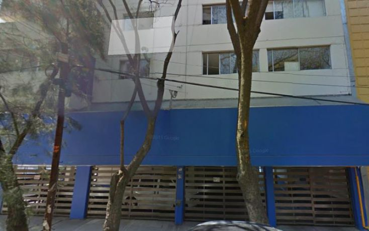 Foto de departamento en venta en cholula 51, hipódromo, cuauhtémoc, df, 1946398 no 01