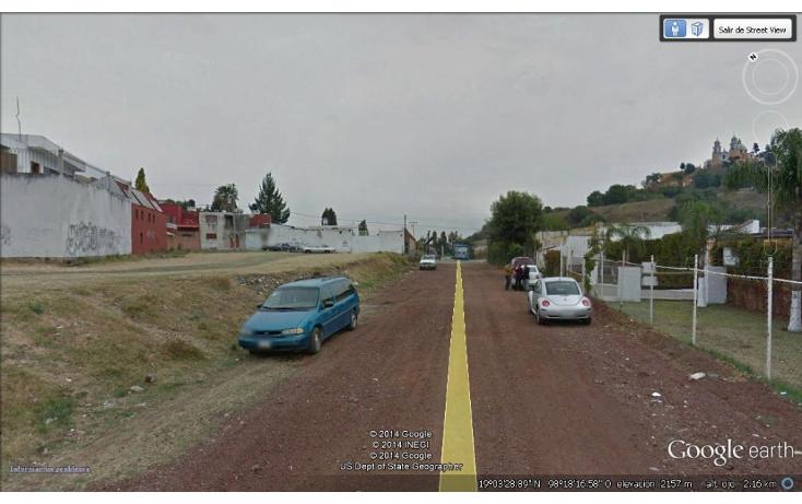 Foto de terreno habitacional en venta en  , cholula de rivadabia centro, san pedro cholula, puebla, 1177737 No. 05