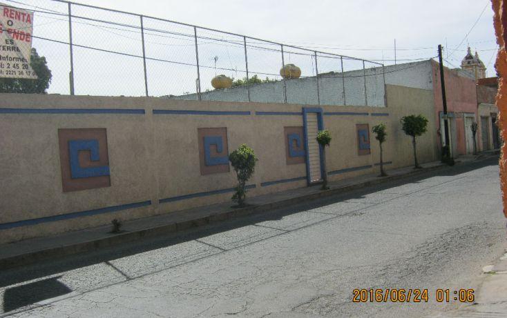 Foto de terreno comercial en renta en, cholula de rivadabia centro, san pedro cholula, puebla, 1794462 no 01