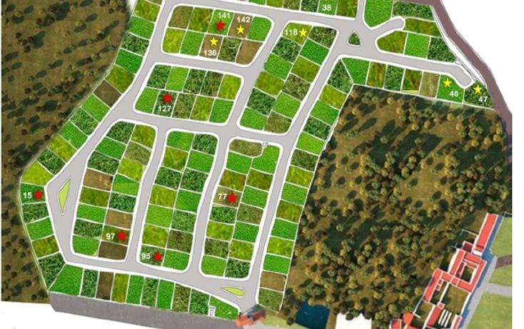 Foto de terreno habitacional en venta en  , cholula de rivadabia centro, san pedro cholula, puebla, 1932766 No. 01