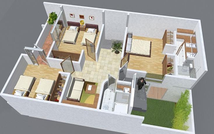 Foto de casa en venta en  , cholula, san pedro cholula, puebla, 1102907 No. 03