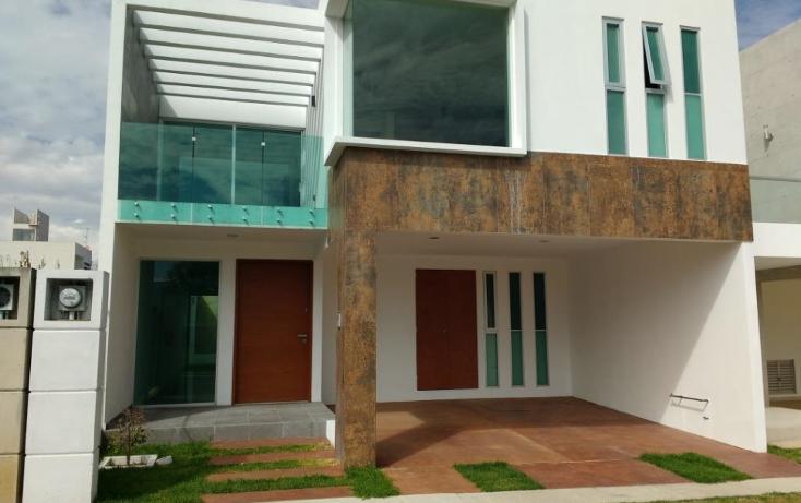 Foto de casa en venta en  , cholula, san pedro cholula, puebla, 1598790 No. 01