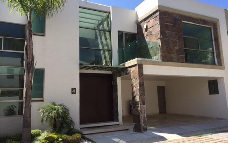 Foto de casa en venta en  , cholula, san pedro cholula, puebla, 896161 No. 01