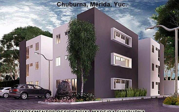 Foto de departamento en venta en  , chuburna de hidalgo iii, m?rida, yucat?n, 1927625 No. 01
