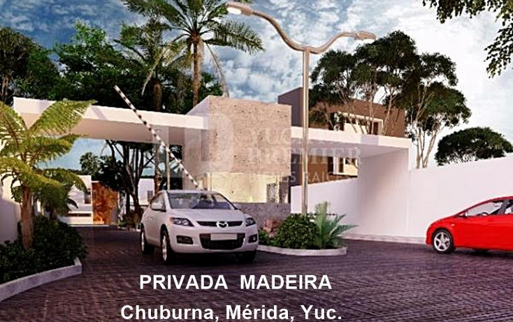 Foto de departamento en venta en  , chuburna de hidalgo iii, m?rida, yucat?n, 1927625 No. 02