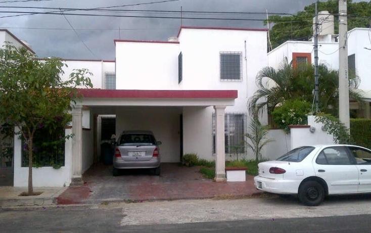 Foto de casa en venta en  , chuburna de hidalgo iii, m?rida, yucat?n, 422044 No. 01