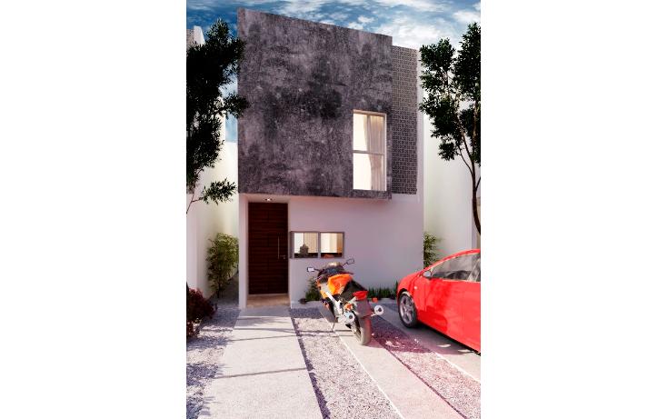 Foto de departamento en venta en  , chuburna de hidalgo, mérida, yucatán, 1046241 No. 01
