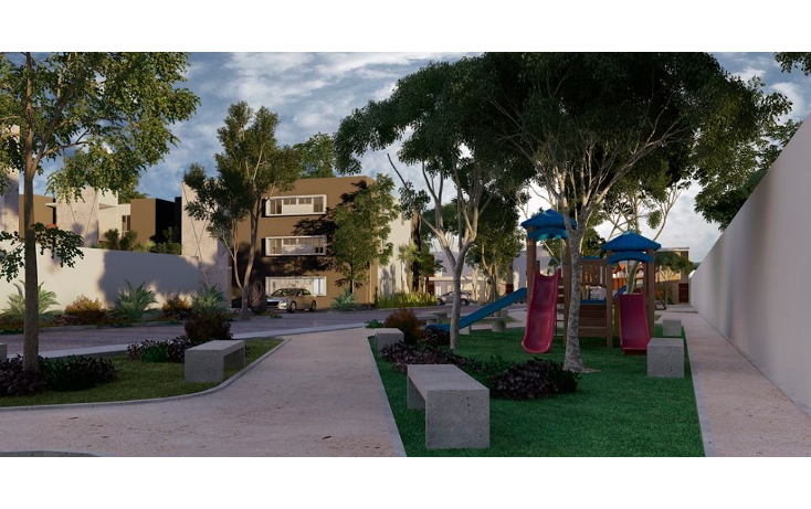 Foto de departamento en renta en  , chuburna de hidalgo, mérida, yucatán, 1070831 No. 10