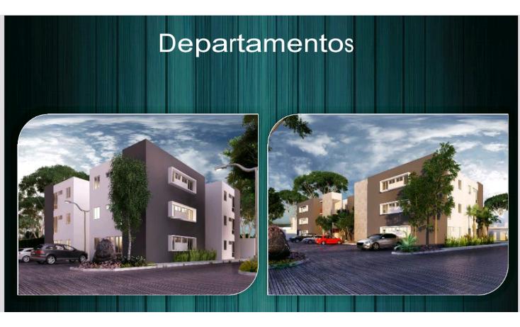 Foto de departamento en renta en  , chuburna de hidalgo, mérida, yucatán, 1070831 No. 15