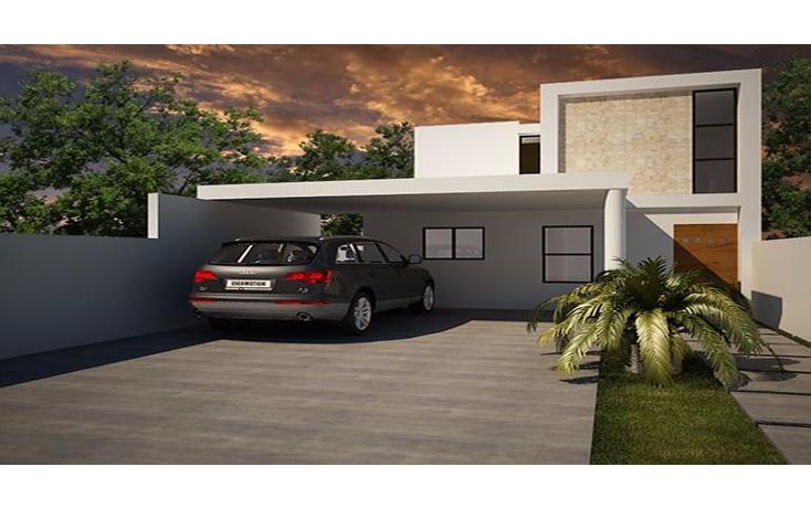 Foto de casa en venta en  , chuburna de hidalgo, mérida, yucatán, 1080473 No. 01