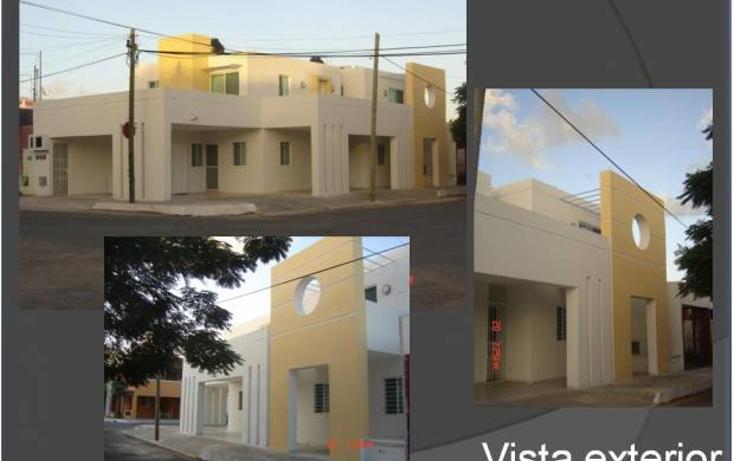 Foto de departamento en renta en  , chuburna de hidalgo, mérida, yucatán, 1083415 No. 02