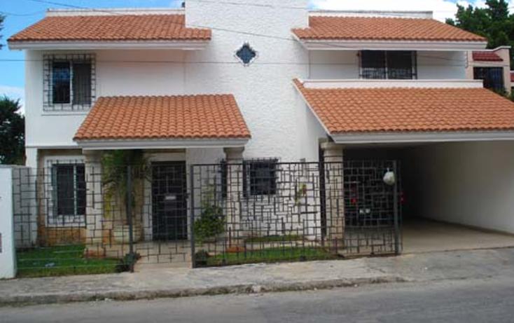 Foto de casa en venta en  , chuburna de hidalgo, mérida, yucatán, 1094769 No. 01