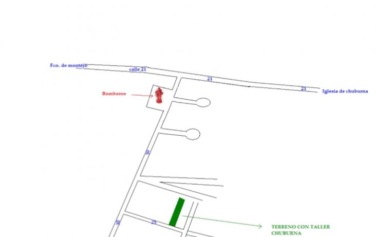 Foto de terreno comercial en venta en, chuburna de hidalgo, mérida, yucatán, 1132429 no 01